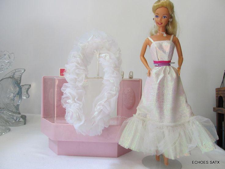 Mattel Barbie Crystal Barbie #4598 Twenty-Fifth Anniversary Doll