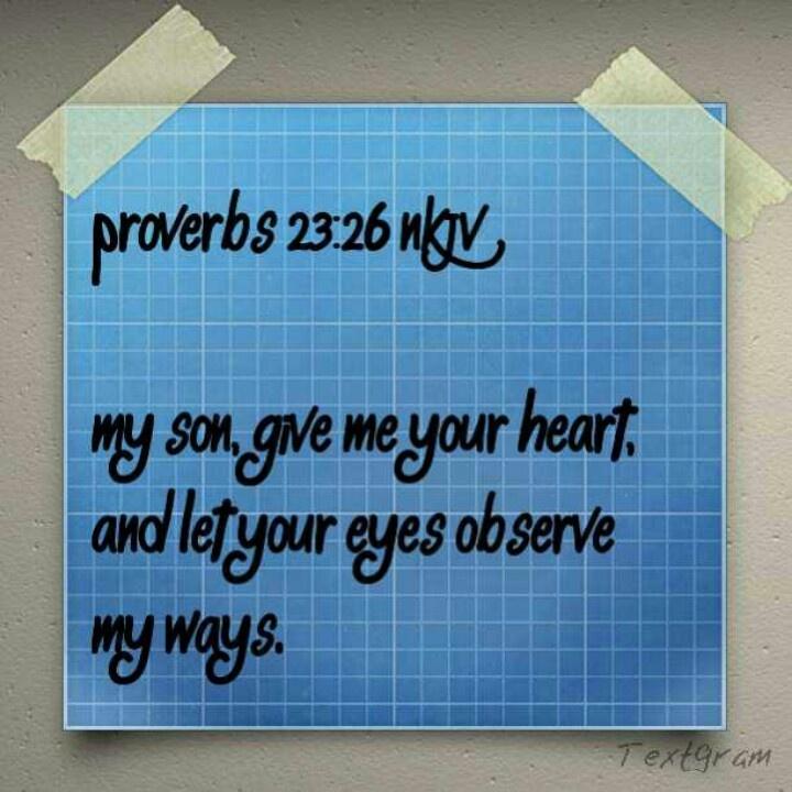 proverbs nkjv about hi