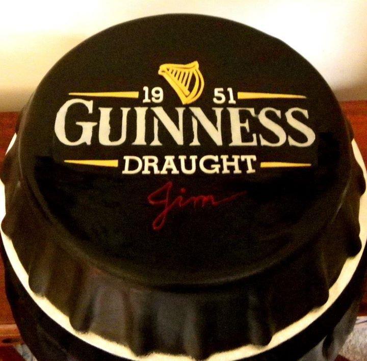 Guinness cake! | Food Is Power | Pinterest