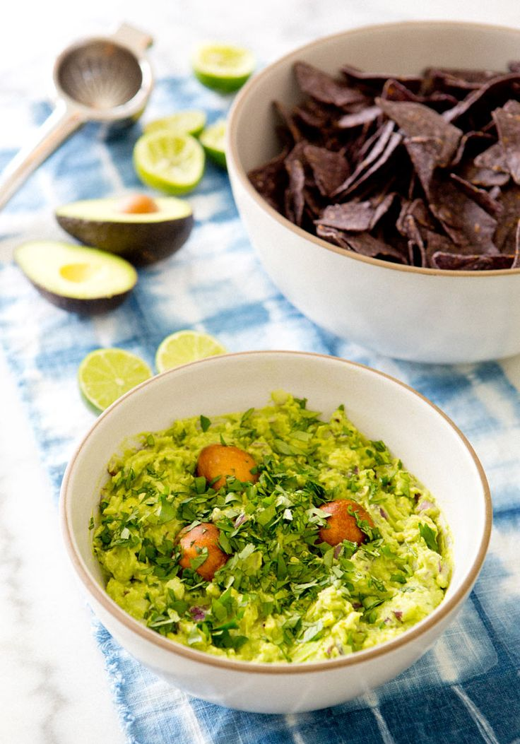 "... in The Hills from A House in the Hills shares her ""Perfect Guacamole"