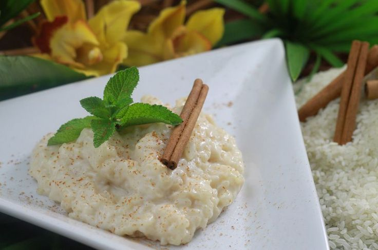 Arroz con Leche (Rice Pudding) | International Foods | Pinterest
