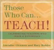 Those who can....Teach!