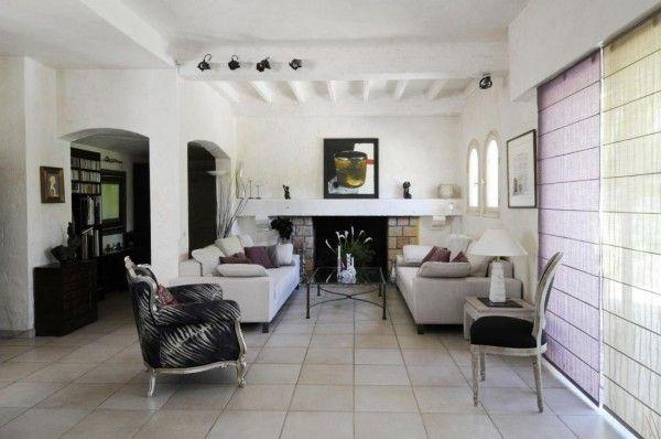 Living room modern french country family room pinterest
