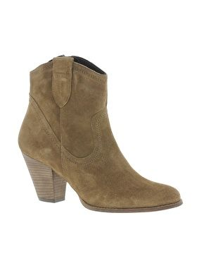 Oasis Western Boots   ASOS