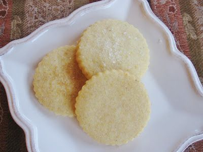 Cornmeal-Orange Cookies from the new America's Test Kitchen Christmas ...