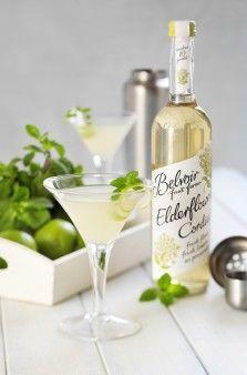 Cocktails: Elderflower Cordial | DRINKS: A Floral Palate | Pintere ...