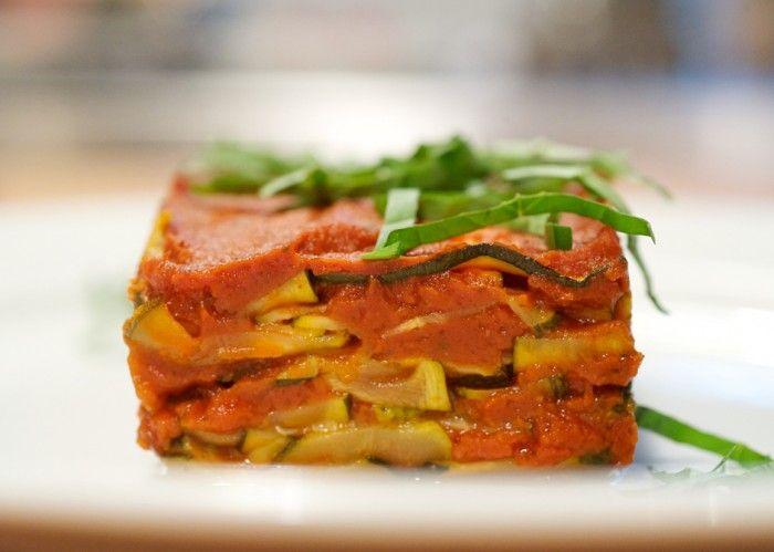 Vegan Lasagna - Bon Appétit