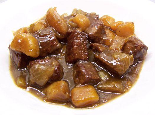 Simple #Beef #Stew | recipes | Pinterest