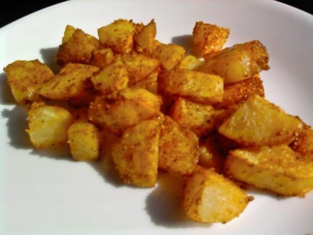 Roasted Parmesan Potatoes | Recipe