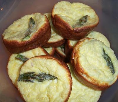 Gluten-Free Vegetarian Recipe: Crustless Mini Quiches