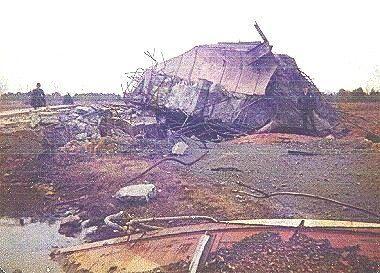 1980: El accidente del Titan II que casi crea una explosion nuclear ...