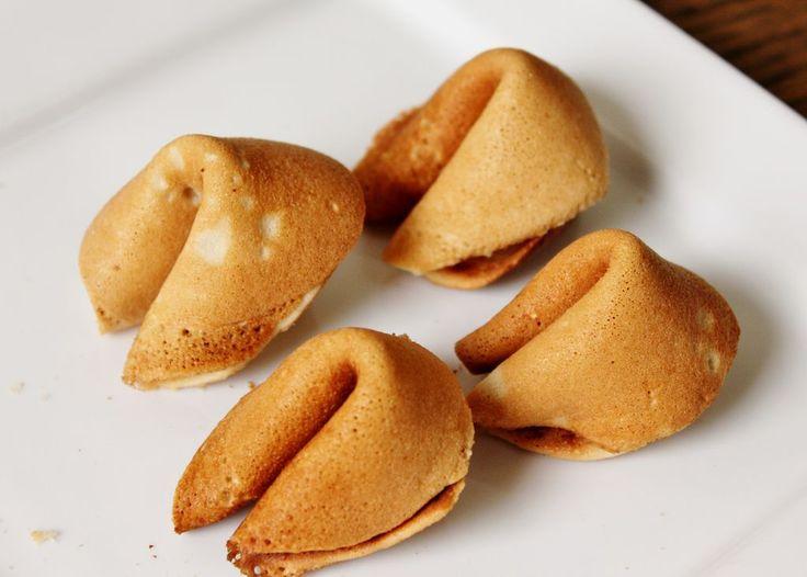 gluten free fortune cookies recipe