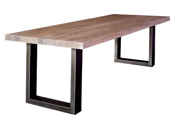 Keuken Eikenhout : Eetkamertafel Thor, bron: TBLS. Tables ?Furniture? Pinterest