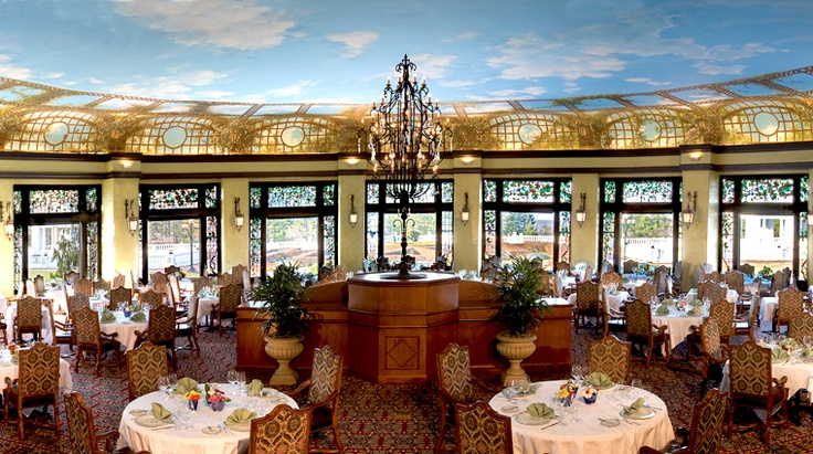 Image Result For Hershey Hotel Circular Dining Room
