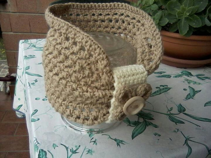 Crochet Neck Warmer : crochet neck warmer Crochet Clothing Pinterest