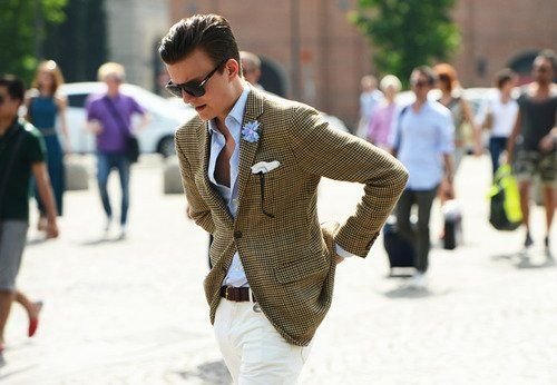 Selectively Random from Pitti Uomo 2012