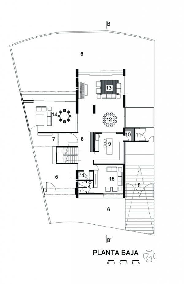 Planos de casa divina en m xico con caracter sticas - Planos de casas minimalistas ...