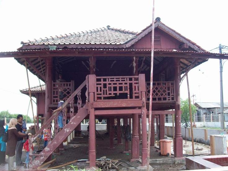 Rumah Adat Betawi | rumah adat/tradisional | Pinterest