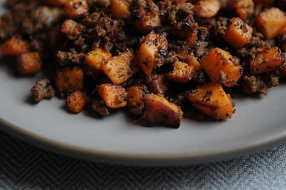 Silvana Franco's Sweet Potato Hash Recipes — Dishmaps