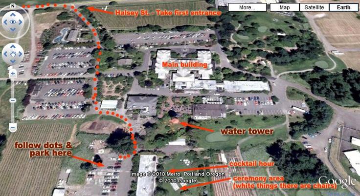Mcmenamins Edgefield Map Wedding Venue Maps Pinterest