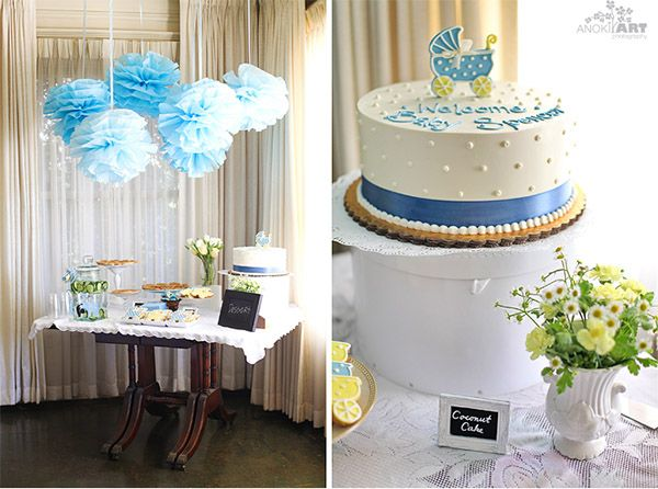 Pin by irene efimerata on celebr baby shower pinterest for Como decorar una mesa