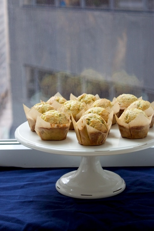 orange poppy seed muffins. i am not big on muffins but these look good ...