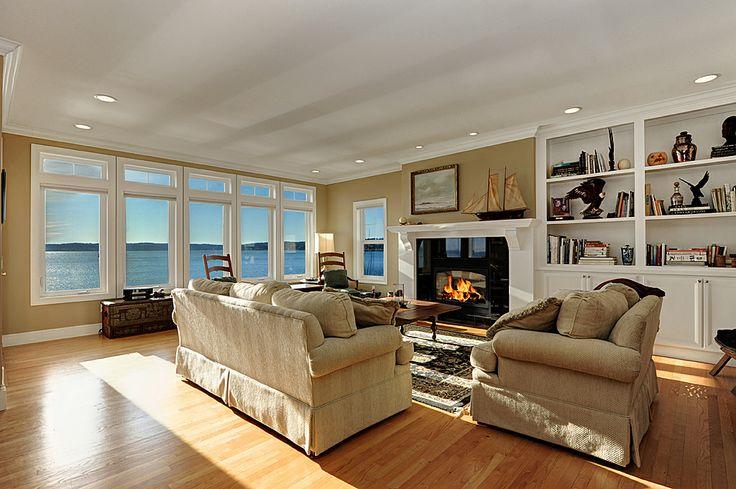 nantucket style homes living room 1 maison pinterest