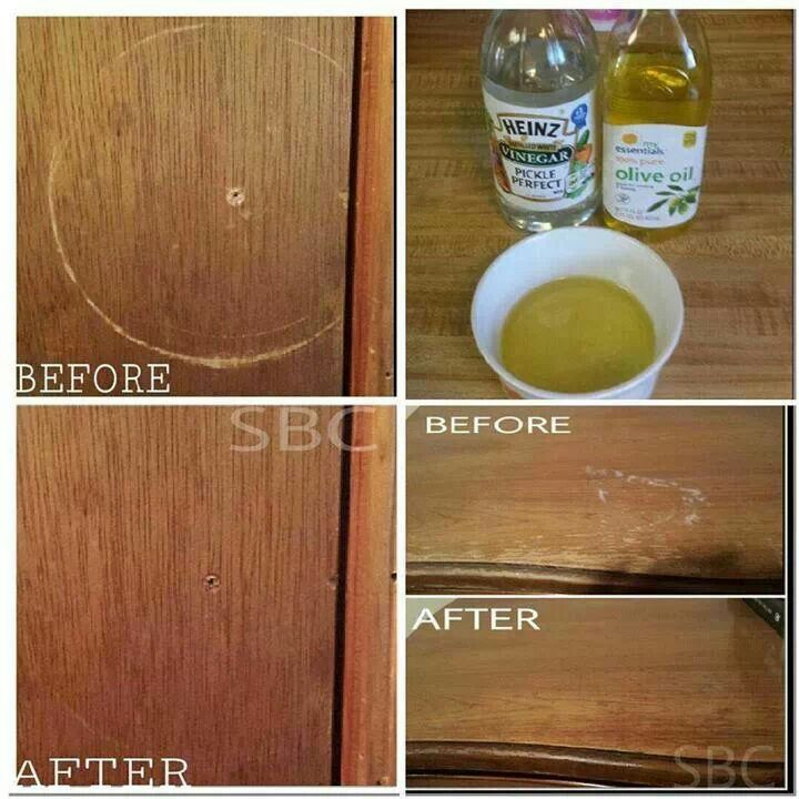 Wood stain remover | Handy tips | Pinterest