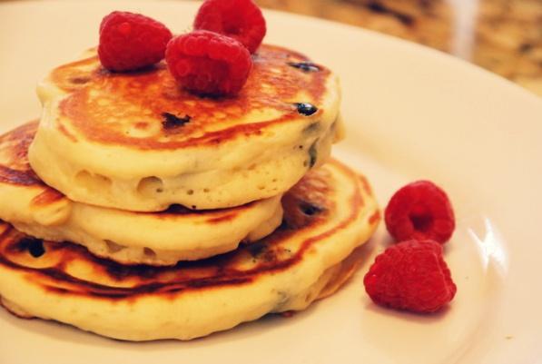 Blueberry Pancakes | Food & Recipes Inspiration | Pinterest