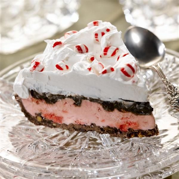 Triple Chocolate Peppermint Pie from Smucker's