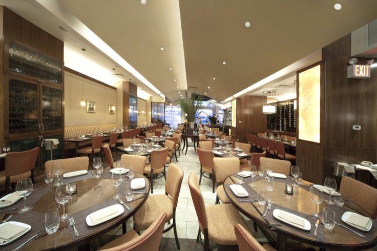 Pera mediterranean brasserie best nyc restaurant near grand central