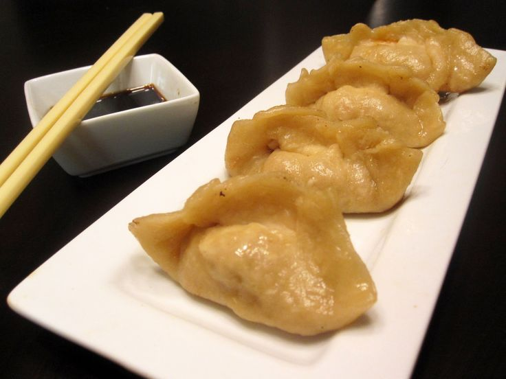 Chinese Dumplings (Jiao Zi) | Recipe Ideas | Pinterest