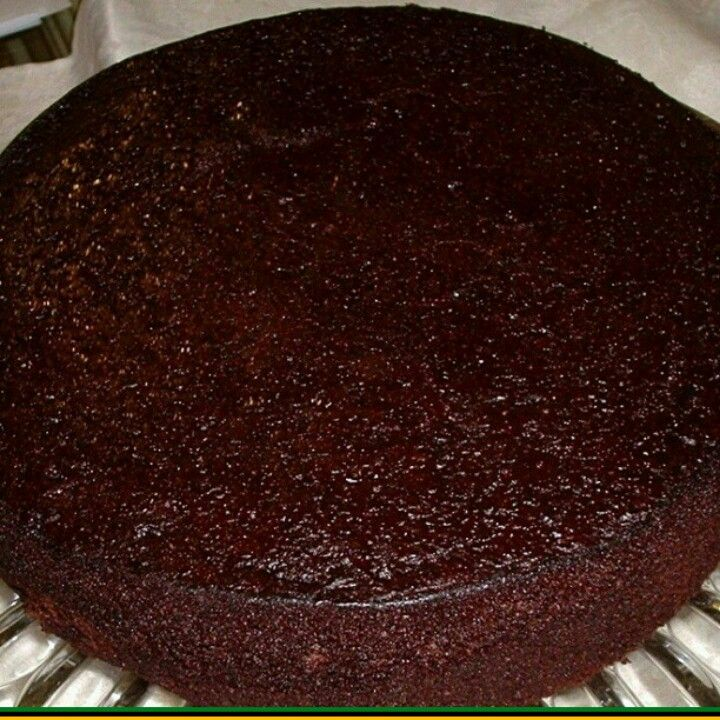 Jamaican Rum Cake Without Fruits