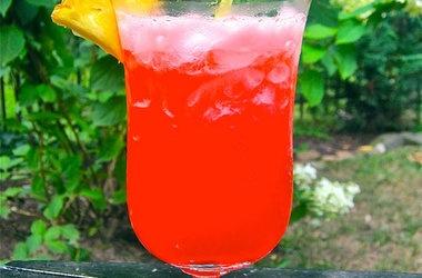 The Singapore Sling — Punchfork | DRINKS ON ME | Pinterest