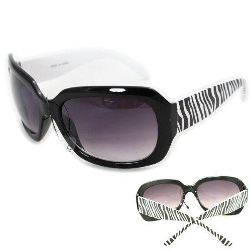 Zebra Sunglasses 104