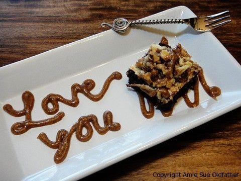 Chocolate Banana Tart with Caramel Sauce   Fit & Healthy tips and rec ...