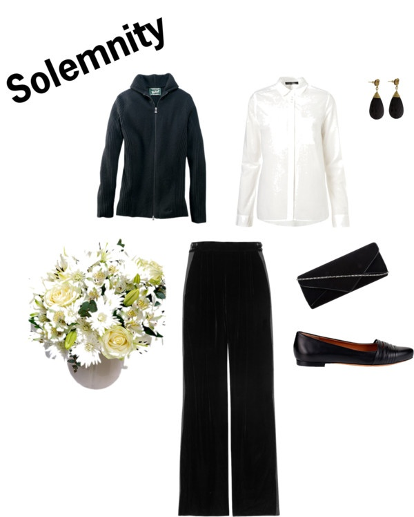 Funeral Attire For Ladies Pictures To Pin On Pinterest - PinsDaddy