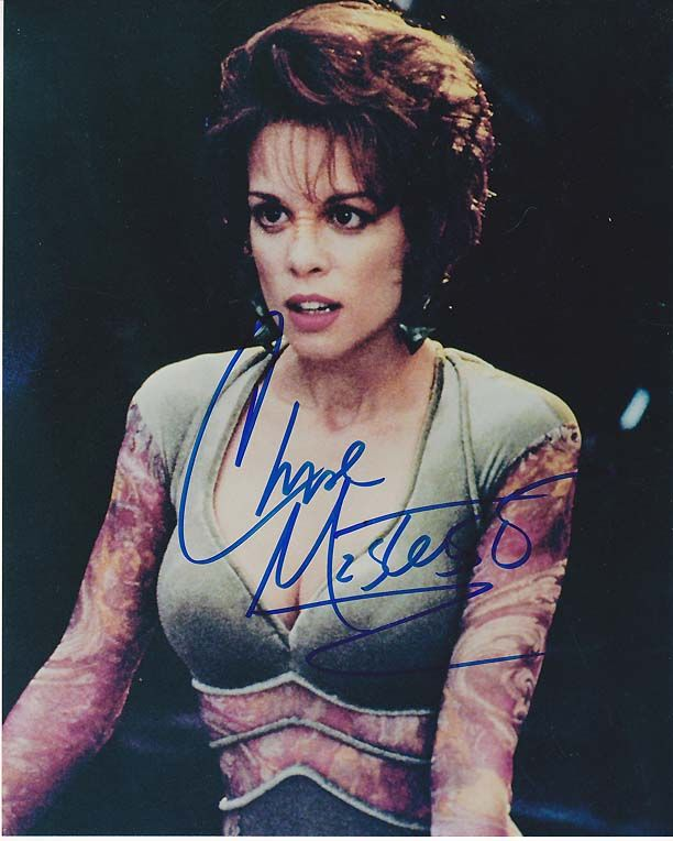 Chase Masterson as Leeta | STAR TREK DS9 | Pinterest