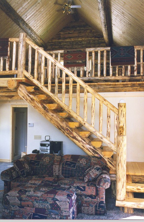 Stairs to loft interior inspirations pinterest - Loft house plans inside staircase ...