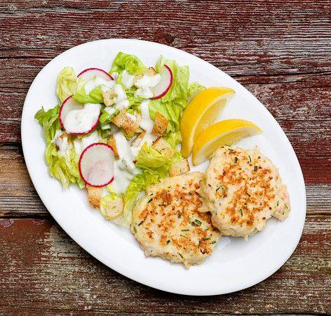 Crispy Shrimp Cakes Recipe - Framed Cooks
