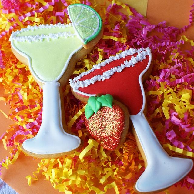 margarita cookies! | Cookies Food & Drink | Pinterest