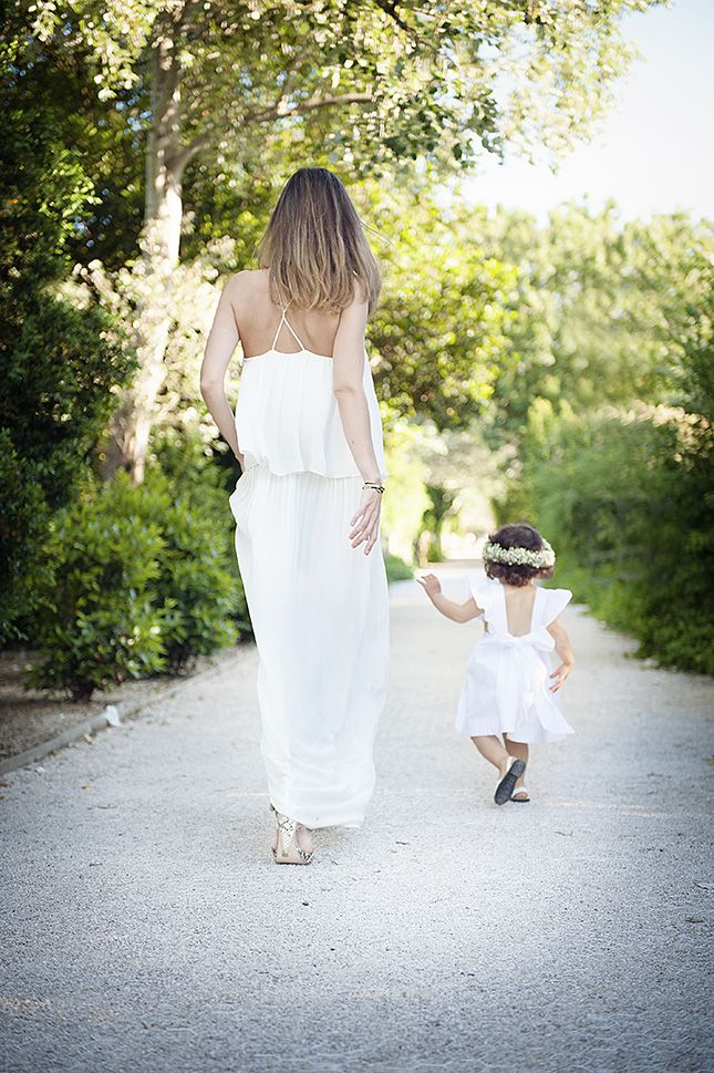 Blog da Carlota: Mom & baby look - Branco