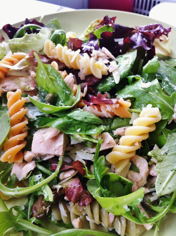 Mayo-less Tuna Salad Recipe — Dishmaps