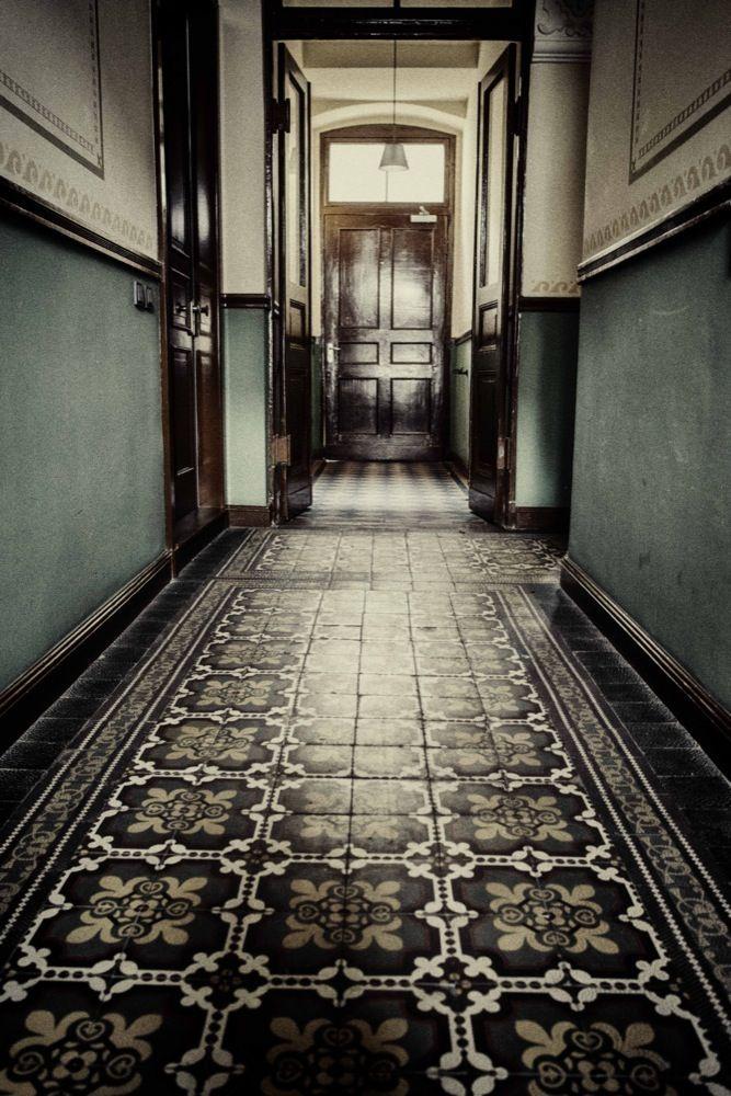 Hallway Tiles Very Traditional Tiles Pinterest