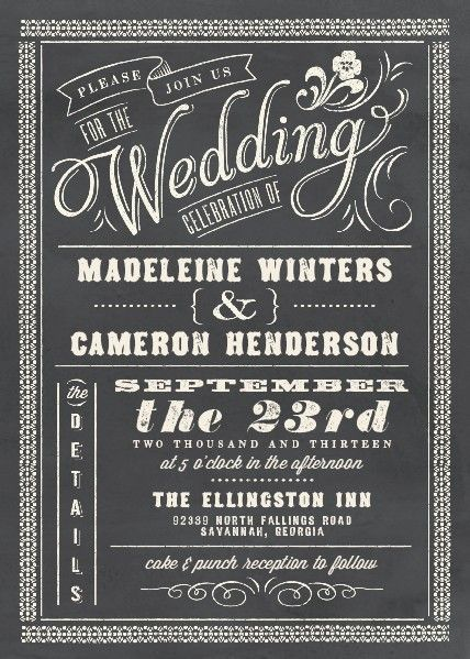 Unique wedding invitations and save the date cards by elli