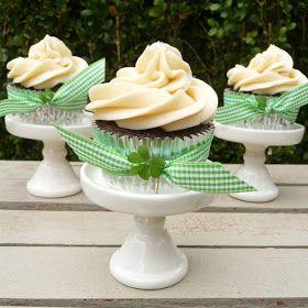 Baileys Irish Cream Frosting | St. Patrick's Day | Pinterest