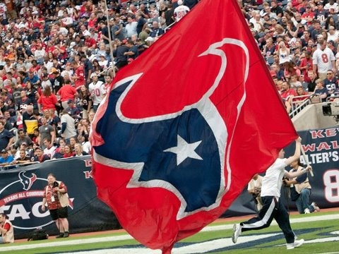 houston texans flag