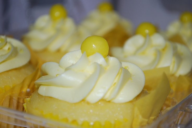 ... and Zest, Limoncello Cream Cheese Frosting & Crushed Lemon-Head Candy