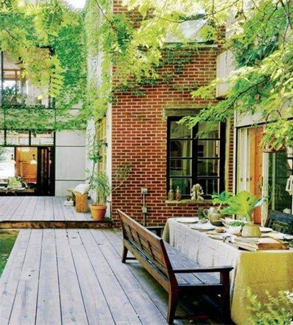Simple Deck Design Ideas Kenwood Outside Pinterest