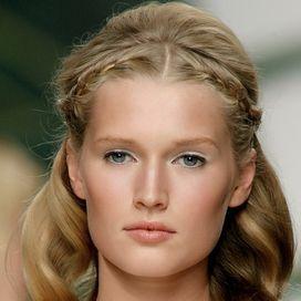 Galerry acconciature capelli sciolti e lunghi